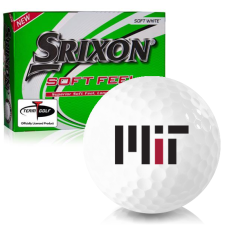 Srixon Soft Feel 12 MIT - Massachusetts Institute of Technology Golf Balls