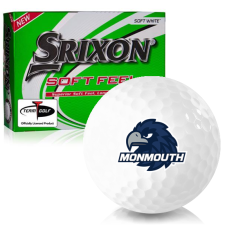 Srixon Soft Feel 12 Monmouth Hawks Golf Balls