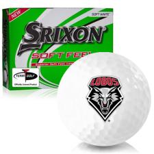 Srixon Soft Feel 12 New Mexico Lobos Golf Balls