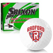 Srixon Soft Feel 12 Radford Highlanders Golf Balls