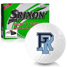 Srixon Soft Feel 12 Rhode Island Rams Golf Balls