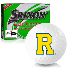Srixon Soft Feel 12 Rochester Yellowjackets Golf Balls