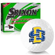 Srixon Soft Feel 12 South Dakota State Golf Balls