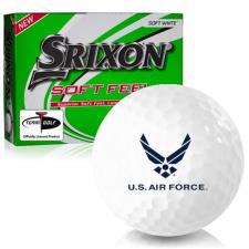 Srixon Soft Feel 12 US Air Force Golf Balls