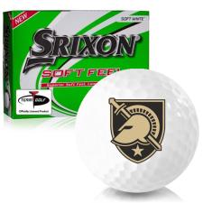 Srixon Soft Feel 12 Army West Point Black Knights Golf Balls
