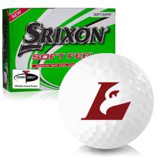Srixon Soft Feel 12 Wisconsin La Crosse Eagles Golf Balls