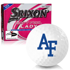 Srixon Soft Feel Lady 7 Air Force Falcons Golf Balls