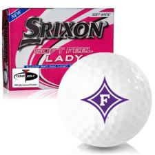 Srixon Soft Feel Lady 7 Furman Paladins Golf Balls
