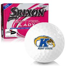 Srixon Soft Feel Lady 7 Kent State Golden Flashes Golf Balls