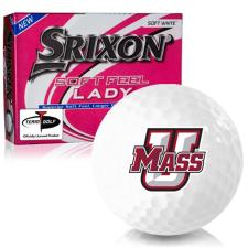 Srixon Soft Feel Lady 7 UMass Minutemen Golf Balls