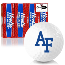 Taylor Made Noodle Long and Soft Air Force Falcons Golf Balls