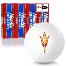 Taylor Made Noodle Long and Soft Arizona State Sun Devils Golf Balls