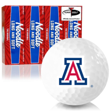 Taylor Made Noodle Long and Soft Arizona Wildcats Golf Balls
