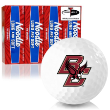 Taylor Made Noodle Long and Soft Boston College Eagles Golf Balls
