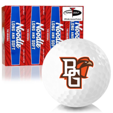 Taylor Made Noodle Long and Soft Bowling Green Falcons Golf Balls