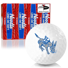 Taylor Made Noodle Long and Soft Colorado School of Mines Orediggers Golf Balls