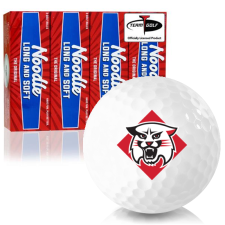 Taylor Made Noodle Long and Soft Davidson Wildcats Golf Balls
