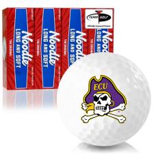 Taylor Made Noodle Long and Soft East Carolina Pirates Golf Balls