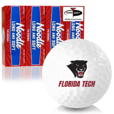 Taylor Made Noodle Long and Soft Florida Tech Panthers Golf Balls