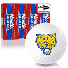 Taylor Made Noodle Long and Soft Fort Valley State Wildcats Golf Balls