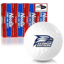 Taylor Made Noodle Long and Soft Georgia Southern Eagles Golf Balls