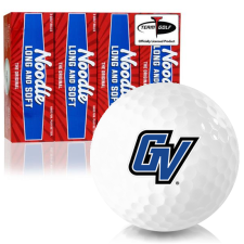 Taylor Made Noodle Long and Soft Grand Valley State Lakers Golf Balls