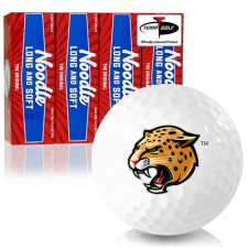 Taylor Made Noodle Long and Soft IUPUI Jaguars Golf Balls