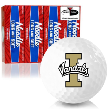 Taylor Made Noodle Long and Soft Idaho Vandals Golf Balls