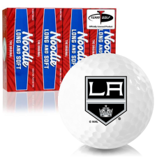 Taylor Made Noodle Long and Soft Los Angeles Kings Golf Balls
