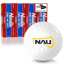 Taylor Made Noodle Long and Soft Northern Arizona Lumberjacks Golf Balls
