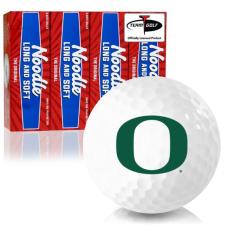 Taylor Made Noodle Long and Soft Oregon Ducks Golf Balls