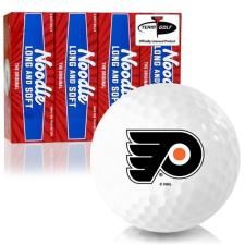 Taylor Made Noodle Long and Soft Philadelphia Flyers Golf Balls