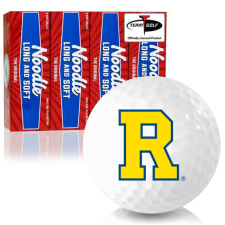 Taylor Made Noodle Long and Soft Rochester Yellowjackets Golf Balls