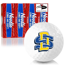 Taylor Made Noodle Long and Soft South Dakota State Golf Balls