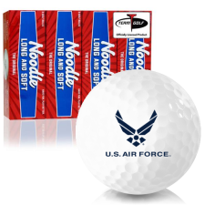 Taylor Made Noodle Long and Soft US Air Force Golf Balls