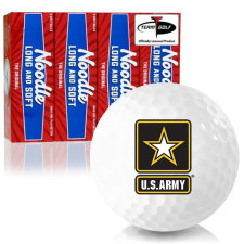 Taylor Made Noodle Long and Soft US Army Golf Balls