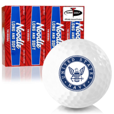 Taylor Made Noodle Long and Soft US Navy Golf Balls