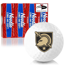 Taylor Made Noodle Long and Soft Army West Point Black Knights Golf Balls
