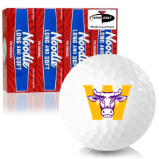 Taylor Made Noodle Long and Soft Williams College Ephs Golf Balls