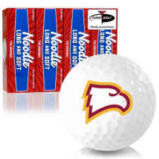 Taylor Made Noodle Long and Soft Winthrop Eagles Golf Balls