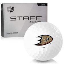 Wilson Staff Staff Model Anaheim Ducks Golf Balls