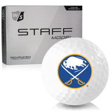 Wilson Staff Staff Model Buffalo Sabres Golf Balls