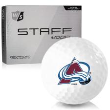 Wilson Staff Staff Model Colorado Avalanche Golf Balls