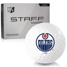 Wilson Staff Staff Model Edmonton Oilers Golf Balls