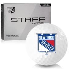 Wilson Staff Staff Model New York Rangers Golf Balls