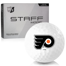 Wilson Staff Staff Model Philadelphia Flyers Golf Balls