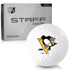 Wilson Staff Staff Model Pittsburgh Penguins Golf Balls