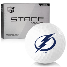 Wilson Staff Staff Model Tampa Bay Lightning Golf Balls