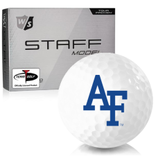 Wilson Staff Staff Model Air Force Falcons Golf Balls