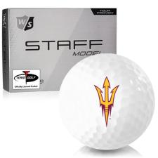 Wilson Staff Staff Model Arizona State Sun Devils Golf Balls